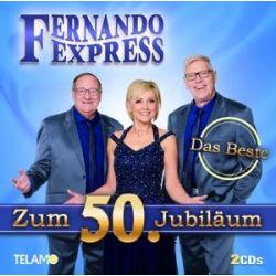 Das Beste zum 50.Jubiläum - Fernando Express Muzyka i Instrumenty