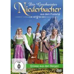 Grüáe aus den Bergen - Die Geschwister Niederbacher Muzyka i Instrumenty