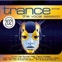 Trance: The Vocal Session 2021 - Various Muzyka i Instrumenty