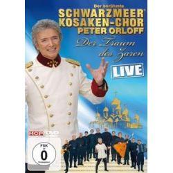 Der Traum des Zaren-Live - Peter & Schwarzmeer Kosaken-Chor Orloff Muzyka i Instrumenty