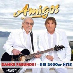 Danke Freunde - Amigos Muzyka i Instrumenty