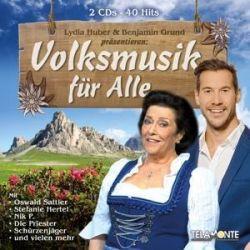 Lydia Huber Und Benjamin Grund Präs.:Volksmusik Fü - Various Muzyka i Instrumenty