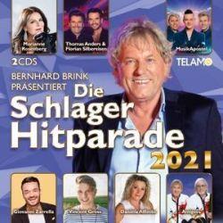 Bernhard Brink präs.:Die Schlager Hitparade 2021 - Various Muzyka i Instrumenty