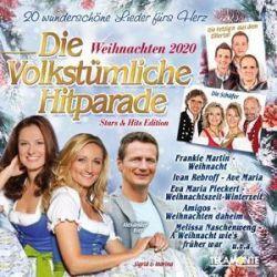 Die volkstümliche Hitparade Weihnachten 2020 - Various Muzyka i Instrumenty