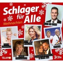 Schlager für Alle-Weihnachten - Various Muzyka i Instrumenty