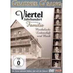 25 Jahre-Viertel Jahrhundert - Gradner Gsang Muzyka i Instrumenty