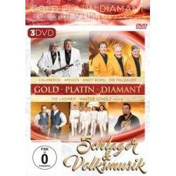 Schlager & Volksmusik-Gold Platin Diamant - Various, Robin Leon, Andreas Fulterer, Liane Kirsten, Reiner Kirsten Muzyka i Instrumenty