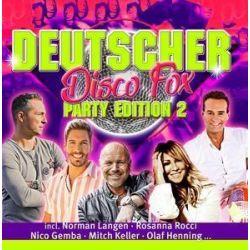 Deutscher Disco Fox: Party Edition 2 - Various Muzyka i Instrumenty