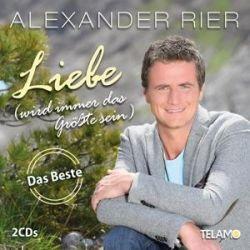 Liebe (wird immer das Gröáte sein) - Alexander Rier Muzyka i Instrumenty