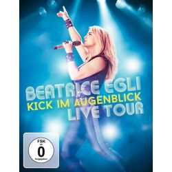 Kick Im Augenblick - Live Tour (Bluray) - Beatrice Egli Muzyka i Instrumenty