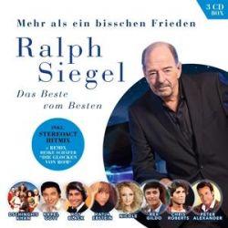 Ralph Siegel - Mehr als ein bisschen Frieden - Various Muzyka i Instrumenty