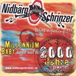 Millennium Baby - Nidbärgschrinzer Muzyka i Instrumenty