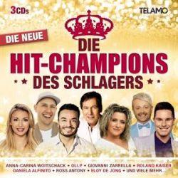 Die Hit-Champions des Schlagers-Die Neue - Various Muzyka i Instrumenty