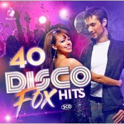40 Disco Fox Hits - Various Muzyka i Instrumenty