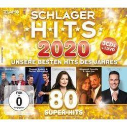 Schlager Hits 2020 - Various Artists Muzyka i Instrumenty