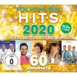 Volksmusik Hits 2020 - Various Muzyka i Instrumenty