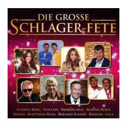 Die groáe Schlager-Fete - Various Muzyka i Instrumenty