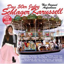 Das 50er Jahre Schlager Karuss - Various Muzyka i Instrumenty