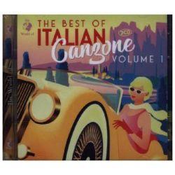 The Best Of Italian Canzone Vol.1 - Various Muzyka i Instrumenty
