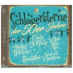 Schlagersterne der 50er Jahre - Various Muzyka i Instrumenty
