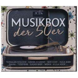 Musikbox der 50er - Various Muzyka i Instrumenty