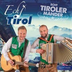 Echt Tiroler Mander - Echt Tirol Muzyka i Instrumenty