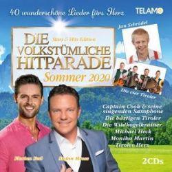Die volkstümliche Hitparade Sommer 2020 - Various Muzyka i Instrumenty