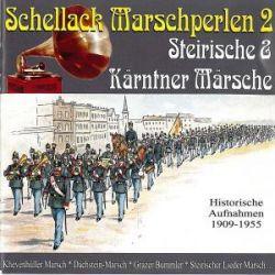 Schellack Marschperlen 2,Steirische & K Muzyka i Instrumenty
