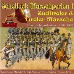 Schellack Marschperlen 1,Südtiroler & T Muzyka i Instrumenty