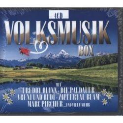 Volksmusik Box - Various Muzyka i Instrumenty