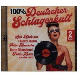 100 Deutscher Schlagerkult - Various Muzyka i Instrumenty