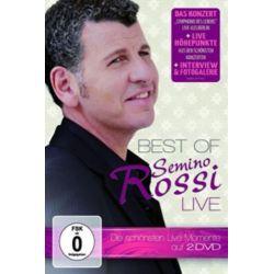 Best Of-Live - Semino Rossi Muzyka i Instrumenty