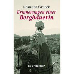 Erinnerungen einer Bergbäuerin - Roswitha Gruber Pozostałe
