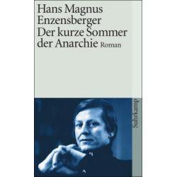 Der kurze Sommer der Anarchie - Hans Magnus Enzensberger Pozostałe