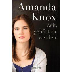 Zeit, gehört zu werden - Amanda Knox Pozostałe