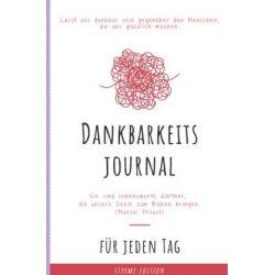 Dankbarkeitsjournal, Softcover - Notebook collection Pozostałe
