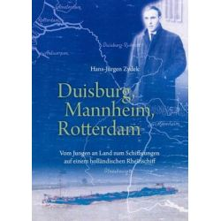 Duisburg, Mannheim, Rotterdam - Hans-Jürgen Zydek Pozostałe