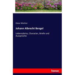 Johann Albrecht Bengel - Oskar Wächter Książki i Komiksy
