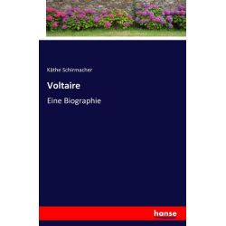 Voltaire - Käthe Schirmacher Książki i Komiksy