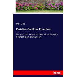 Christian Gottfried Ehrenberg - Max Laue Książki i Komiksy