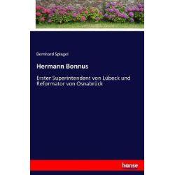Hermann Bonnus - Bernhard Spiegel Książki i Komiksy