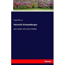 Heinrich Schaumberger - Hugo Möbius Książki i Komiksy