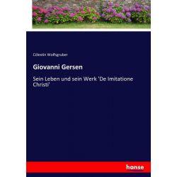 Giovanni Gersen - Cölestin Wolfsgruber Książki i Komiksy