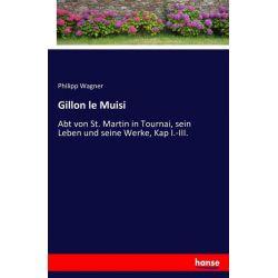 Gillon le Muisi - Philipp Wagner Książki i Komiksy