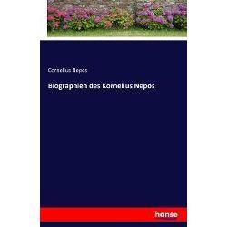 Biographien des Kornelius Nepos - Cornelius Nepos Książki i Komiksy