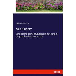 Aus Nestroy - Johann Nestory Książki i Komiksy