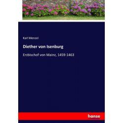 Diether von Isenburg - Karl Menzel Książki i Komiksy