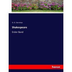 Shakespeare - G. G. Gervinus Książki i Komiksy