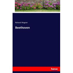 Beethoven - Richard Wagner Książki i Komiksy