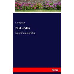 Paul Lindau - E. O. Konrad Książki i Komiksy